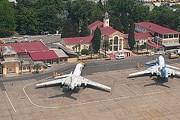 Аэропорт Сочи // Airliners.net