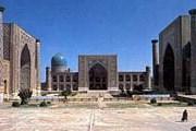 Уникальная архитектура Самарканда привлекает туристов. // airport-tashkent.uz