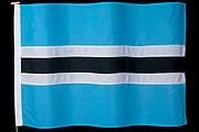Флаг Ботсваны // GettyImages