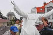 Польская скульптура будет напоминать бразильскую. // gazetalubuska.pl