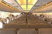 Шумного малыша высадили из самолета. // Airliners.net