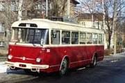 Туристы охотно арендуют тролейбусы Škoda 9 Tr 353 1962 года выпуска. // pshzd.cz