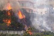 Итальянские курорты охвачены пожарами. // Reuters