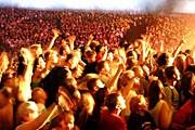 В 2006 году на Сигет приехали 385 тысяч человек. // budapester.eu