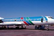 """Самолет Ту-134 авиакомпании """"Авиалинии Дагестана"""" // Airliners.net"""