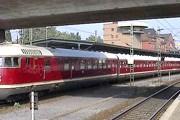 Исторический поезд VT 08 немецких железных дорог // Railfaneurope.net