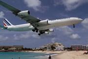Авиакомпании отменяют рейсы на Карибы. // Airliners.net