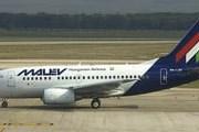Самолет авиакомпании Malev // Airliners.net