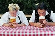 Германия ждет туристов на Октоберфест. // GettyImages