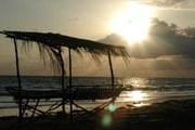 Наоми Кэмпбелл построит отель на побережье. // gifttrap.com