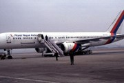 Самолет Nepal Airlines в аэропорту Катманду // Airliners.net