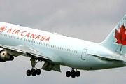 Самолет авиакомпании Air Canada // Airliners.net