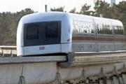 Поезд Transrapid // bild.de