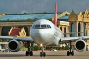 Самолет в аэропорту Янгона // wikipedia.org