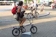 Туристы смогут перемещаться по Мехико на велосипедах. // ski-epic.com