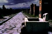 Ночью в Помпеях // pompeiisites.org