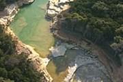 Новый каньон в Техасе // canyongorge.org