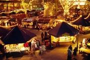 Рождественская ярмарка каждый год привлекает туристов в Будапешт. // budapestinfo.hu