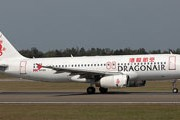 Самолет авиакомпании Dragonair // Airliners.net