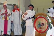 """В основе праздника - обычай """"крестить"""" новый урожай. // sirac.hr"""