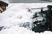Снегопады радуют лыжников. //  Superski.ru