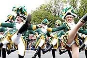 Карнавал стал традиционным праздником Петербурга. // BBC