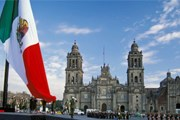 Мексика все так же далека и недоступна. // GettyImages