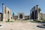 Площадь Регистан - главная достопримечательность Самарканда. // GettyImages