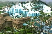 Компания Bearfire Resorts представила макет техасского курорта.  // bearfireresorts.com