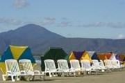 В Венгрии украден целый пляж. // GettyImages