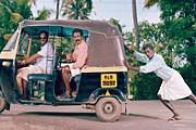В Индии динамично развивается автомобильный рынок. // GettyImages