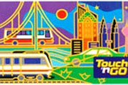 Единый билет городского транспорта Куала-Лумпура // rapidkl.com.ml