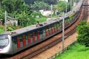 Пригородный поезд в Гонконге // kcrc.com