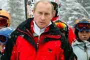 Президент России в Красной Поляне // radiomayak.ru