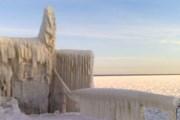 Море в Одессе замерзает нечасто. // darthdmitry.livejournal.com