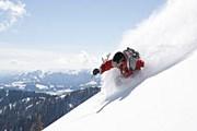 Лыжники недооценивают опасность скорости. // GettyImages