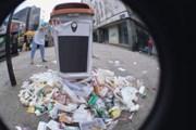 Завалы мусора в Неаполе расчистят. // GettyImages