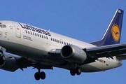 Самолет авиакомпании Lufthansa // Airliners.net