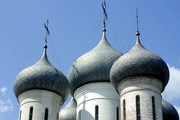 Собор в Вологде - одна из главных достопримечательностей Севера. // trip-guide.ru