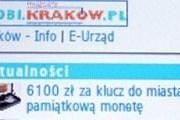 Туристическая информация о Кракове - на новом мобильном портале. // krakow.pl