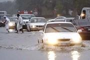 ОАЭ залиты дождями. // gulfnews.com