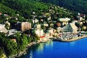 Кварнер - один из первых курортных регионов. // coolinarika.com