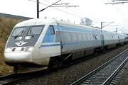Скоростной поезд шведских железных дорог // Railfaneurope.net