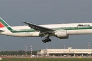 Самолет авиакомпании Alitalia // Airliners.net