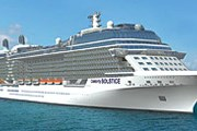 Лайнер Celebrity Solstice // cruisecritic.com