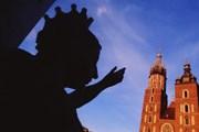 Краков остается самым посещаемым городом региона. // GettyImages
