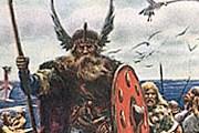 Суровые викинги вели жизнь, полную приключений. // sir35.narod.ru