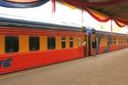 """Один из поездов """"Мегаполис"""" // megapolis-te.ru"""