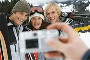 Карелия хочет привлекать горнолыжников. // GettyImages
