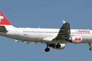 Самолет авиакомпании SWISS // Airliners.net